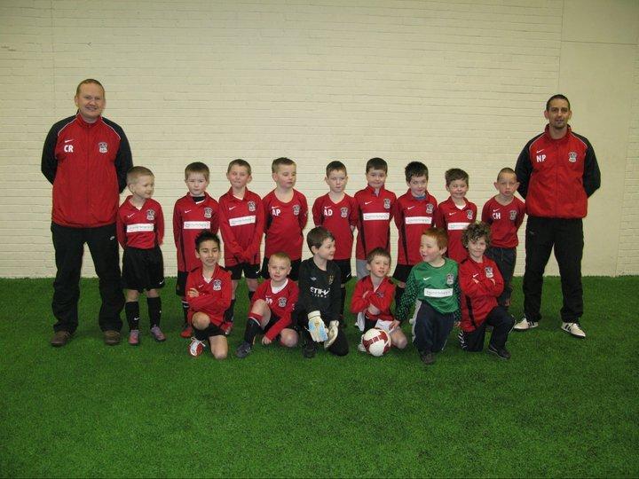 Sale Communities Junior Football Club
